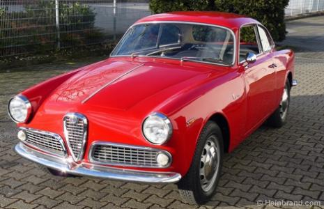 Spare Parts For Alfa Romeo Giulietta Sprint Hein Brand - Alfa romeo giulietta 1960 for sale