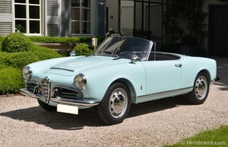 Spare Parts For Alfa Romeo Giulia Spider Hein Brand - Alfa romeo spider parts