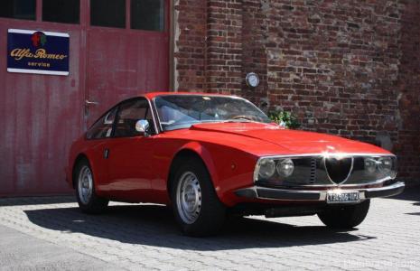 spare parts for Alfa Romeo 1300 Junior Zagato - Hein Brand